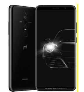 保时捷设计华为 Mate RS 智能手机——耀眼于形,洞见未来