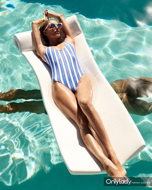 徐徐上升的气温让你招架不住,是时候来场清凉泳装趴了!