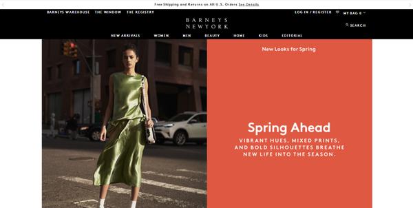 时尚界引领者天猫国际Barneys New York海外旗舰店盛大开业