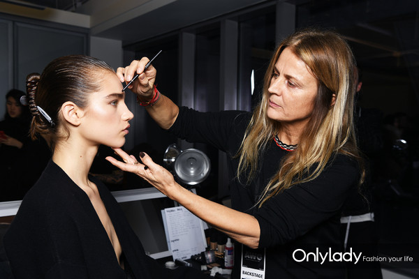 NARS Alexander Wang AW18 Artist in Action