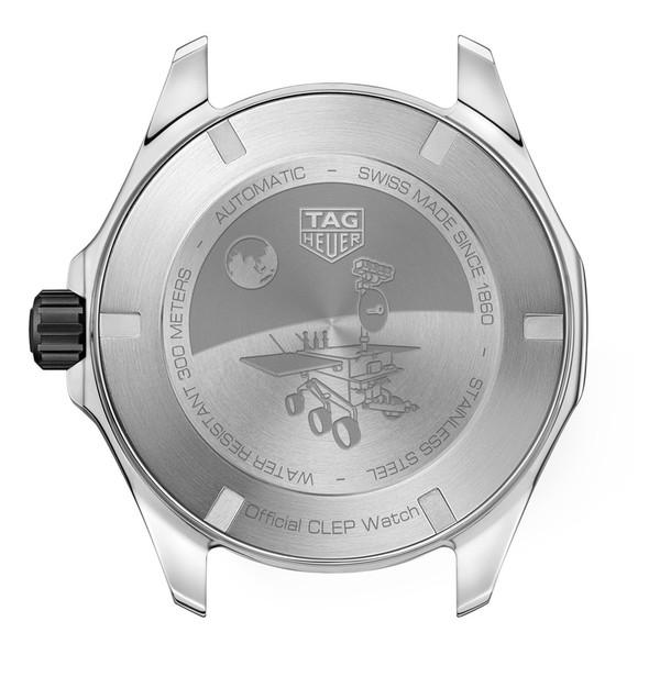 12.泰格豪雅Aquaracer Calibre 5 自动腕表-表背
