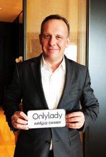 OnlyLady专访BVLGARI宝格丽大中华区董事总经理Kolia Neveux     宝格丽女性腕表——从表象发现内涵
