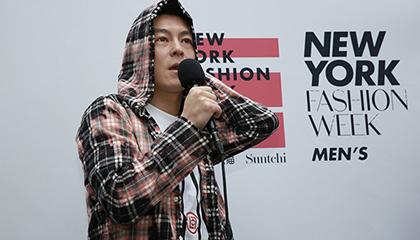 """陈冠希携CLOT登陆纽约时装周  """"中国制造""""国际舞台再放异彩"""