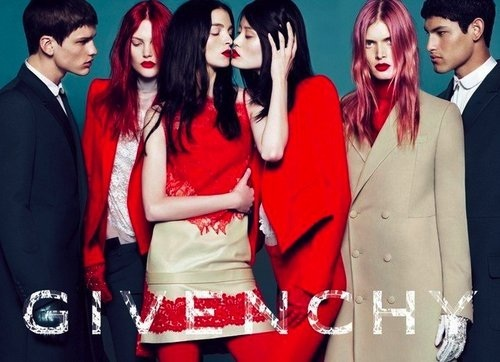 Givenchy Fall 2010 Ads