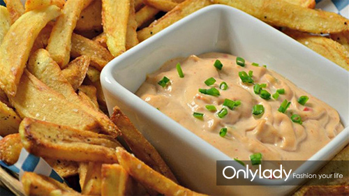 比利时炸薯条(Belgian Fries)
