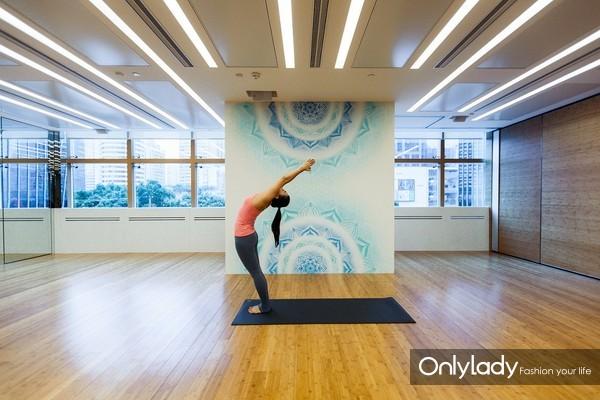 Pure Yoga瑜伽老师