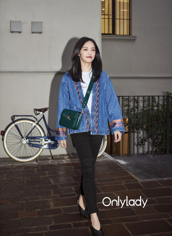 only lady姚晨 7