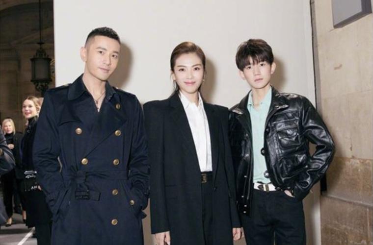 一场秀诞生三个新晋博主?刘涛、黄晓明、王源到底经历了什么