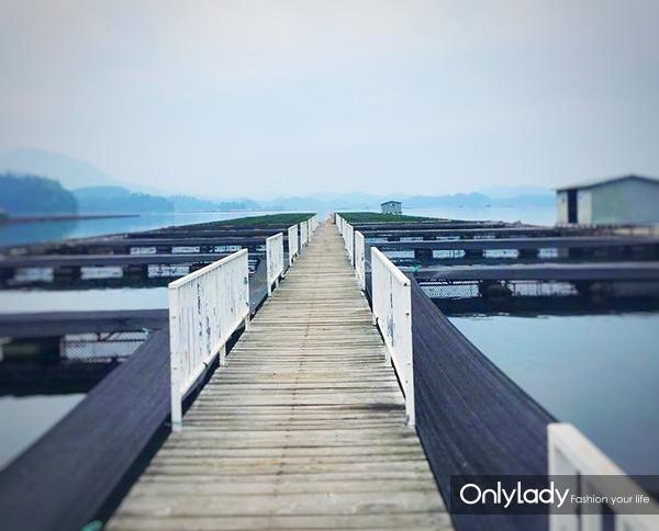 千岛湖鲟鱼养殖基地
