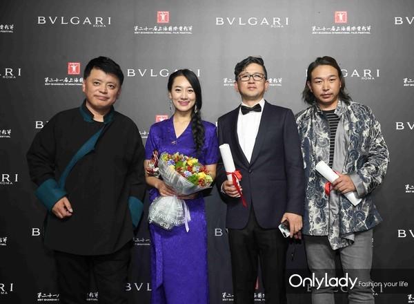 10.评委会大奖及最佳编剧《阿拉姜色》主创人员
