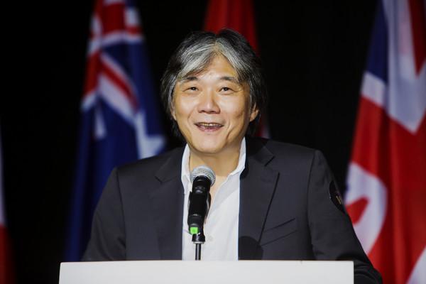 中国玫瑰谷国际时尚中心项目发起人、亚洲高级定制公会管理委员会,中国委员会代表曹宝杰先生