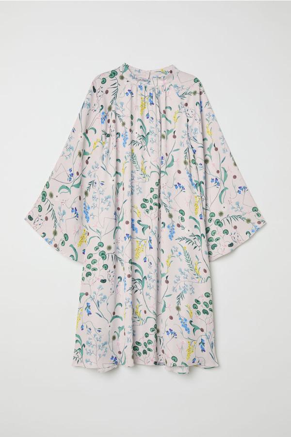 ANNA GLOVER x H&M 印花连衣裙 RMB 329