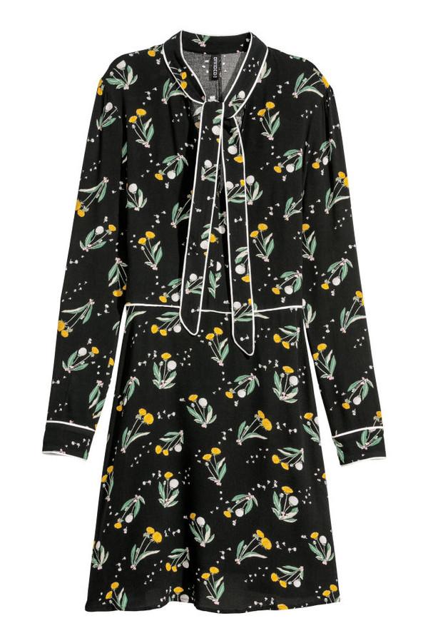 H&M 印花连衣裙 RMB 249