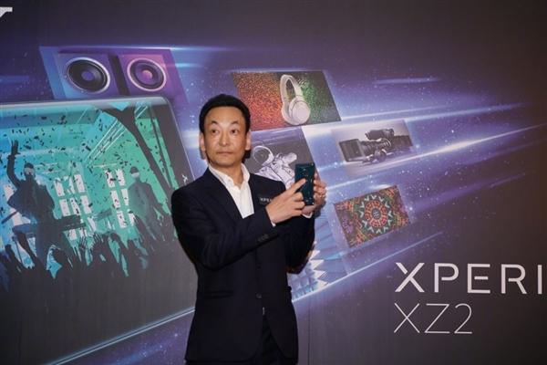 索尼Xperia XZ2 Compact港版发布:搭载骁龙845 4000元