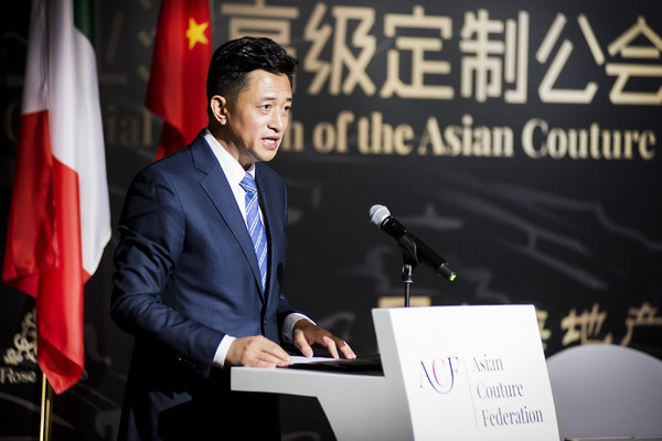 欧阳国欣,中国海外发展有限公司副总裁