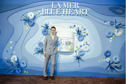 与LA MER海蓝之谜携手共庆2018年世界海洋日823