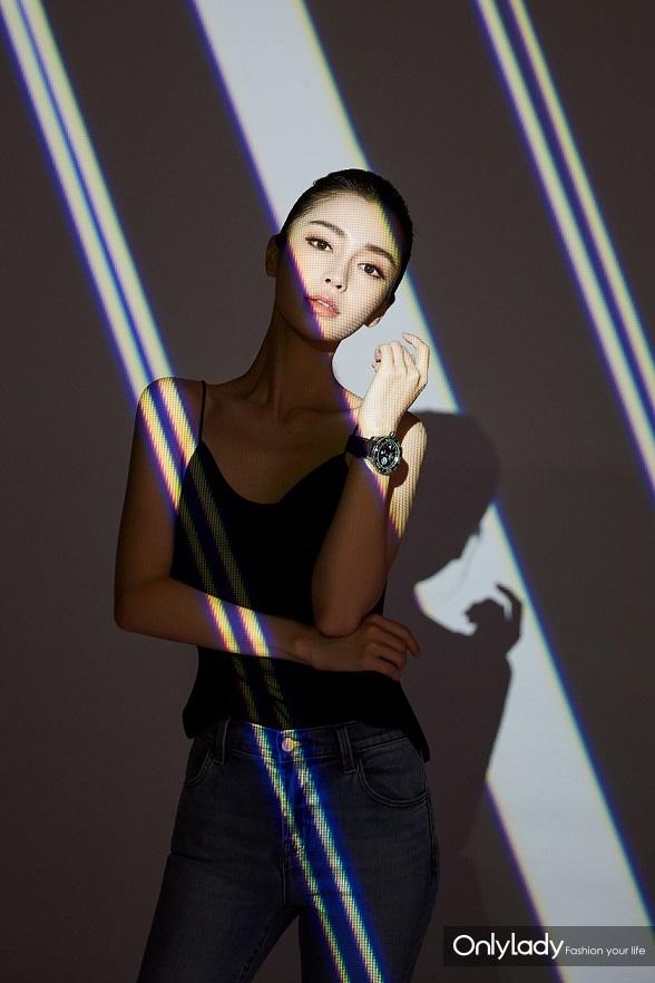 泰格豪雅携手全球品牌大使Angelababy推出全新视觉大片-3