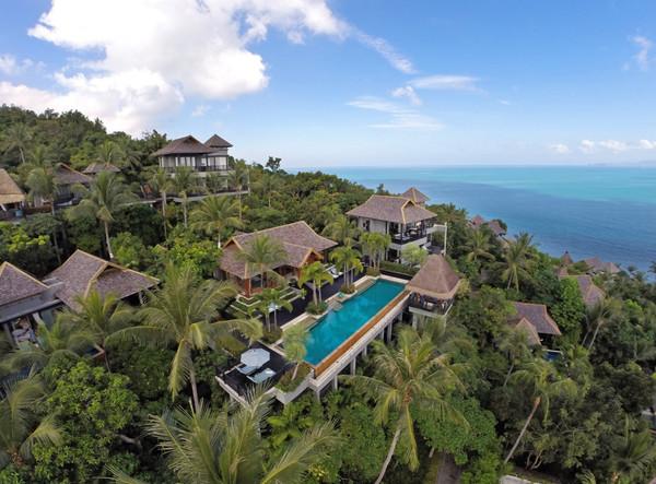 泰国苏梅岛四季度假酒店