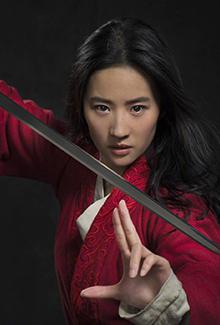 刘亦菲撞脸王力宏?神仙姐姐到底能不能演好巾帼英雄?