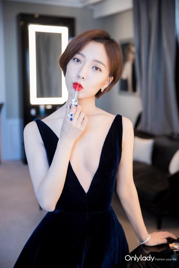 浪漫成双 跟随明星揭开Dior迪奥的七夕甜蜜唇妆