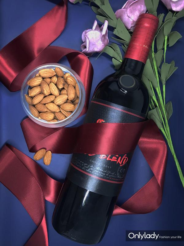图2:加州巴旦木+红酒,有效抗氧化的绝佳组合