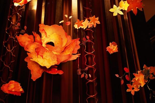 Hakkasan X Neocha Floral Installation 5