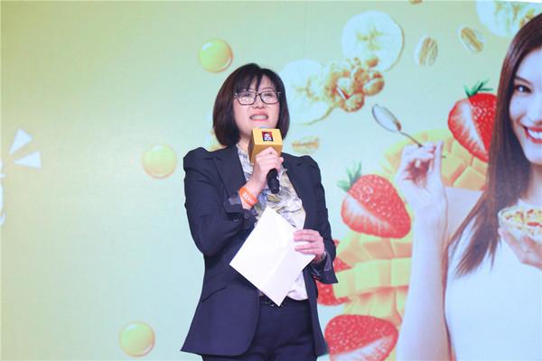 百事大中华区 自营销售和电子商务高级副总裁和总经理谢长安