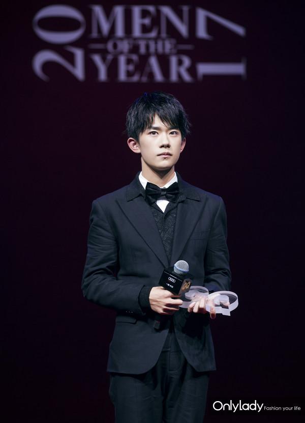 易烊千玺2017GQ年度人物盛典 (6)