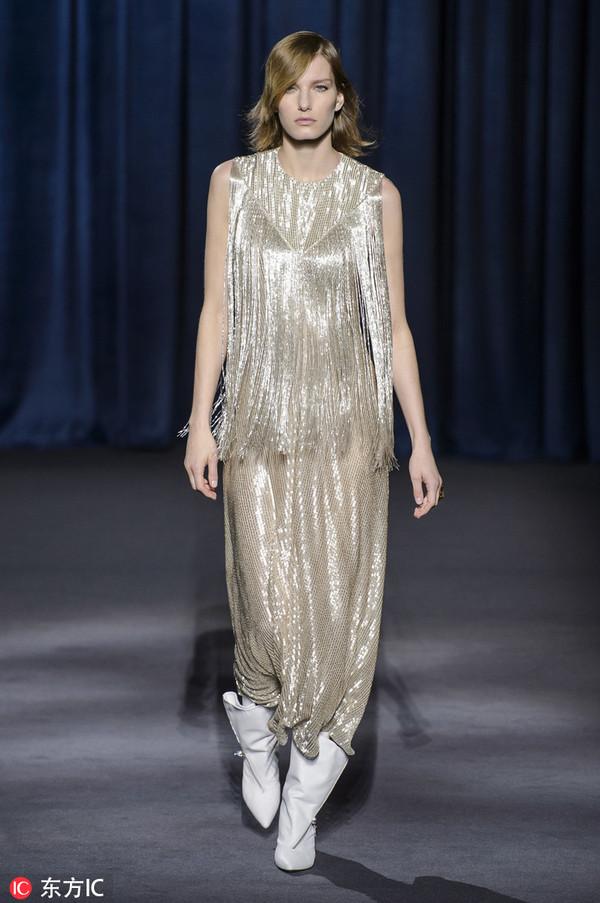 巴黎2018秋冬时装周:Givenchy (1)