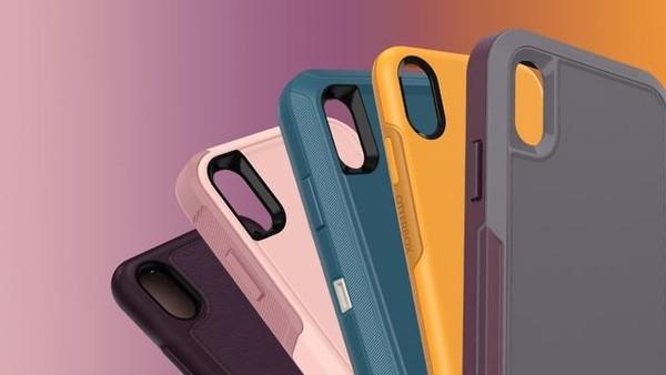 OtterBox发布适配iPhone Xs、Xs Max和XR的手机保护壳