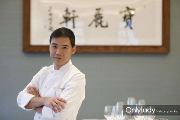 香港中餐名厨傅文彪先生