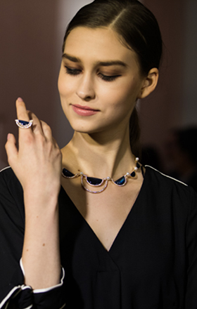 Juvil以隽永灵巧的珠宝设计歌颂北欧绚丽夺目的大自然美景 从简约优雅之中感受爱与快乐的极致奢华