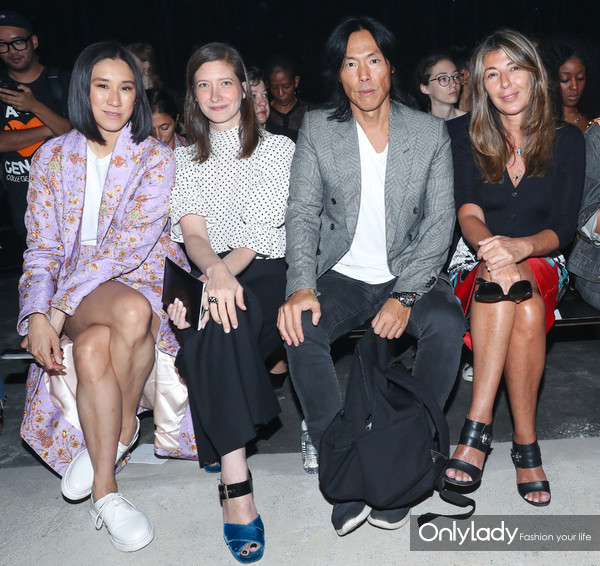 Eva Chen, Joanne Pailey, Stephen Gan, Nina Garcia