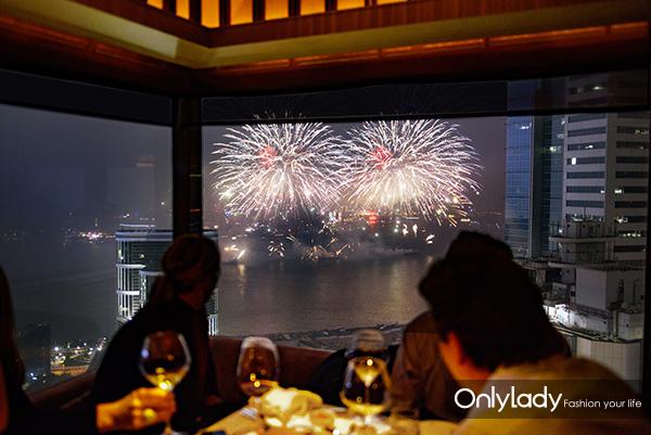 Fireworks View