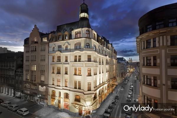 新艺术风格宫殿酒店1
