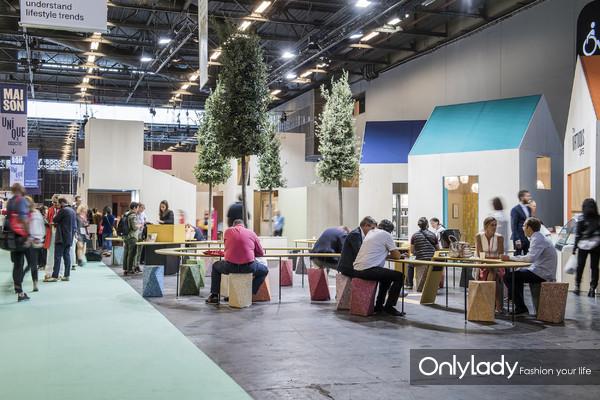 图片说明七:M&O巴黎时尚家居设计展趋势殿堂