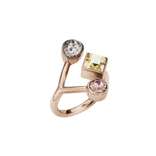 AS by Peter Pilotto, Arbol Small Ring, Rose Gold,1