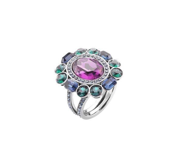 AS by Tabitha Simmons, Statement Ring, Amethyst,1