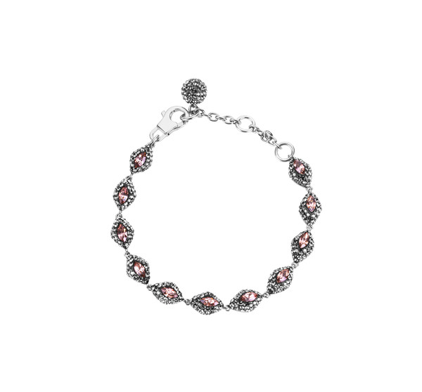 AS Core Collection, Moselle, Mini Bracelet ,Silver Night, APAC ,1
