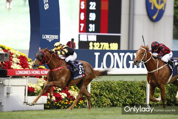 浪琴表香港国际赛事03
