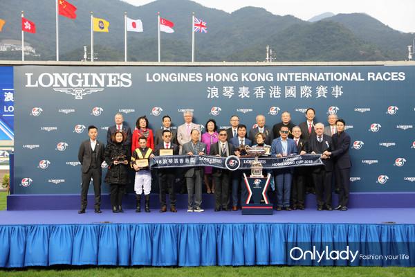 浪琴表香港国际赛事06