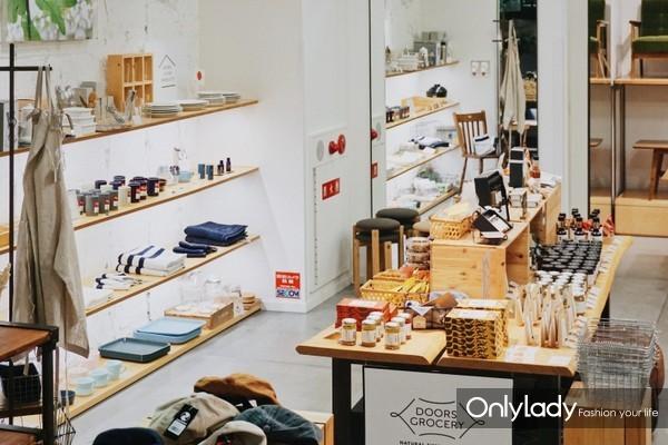 这几间美貌的时髦小店,没逛等于没来过大阪