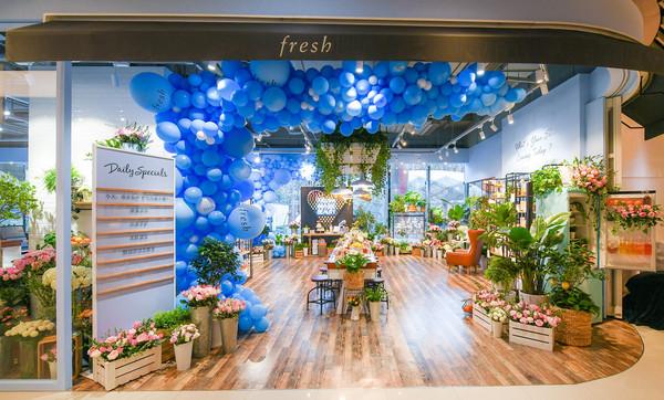 自1月4日起至3月31日,Fresh Beauty Kitchen快闪店将于全新开业的上海新天地广场一楼静候消费者亲临体验