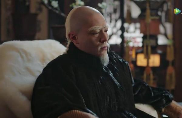 """《如懿传》霍建华老年造型被调侃似""""龟仙人"""""""