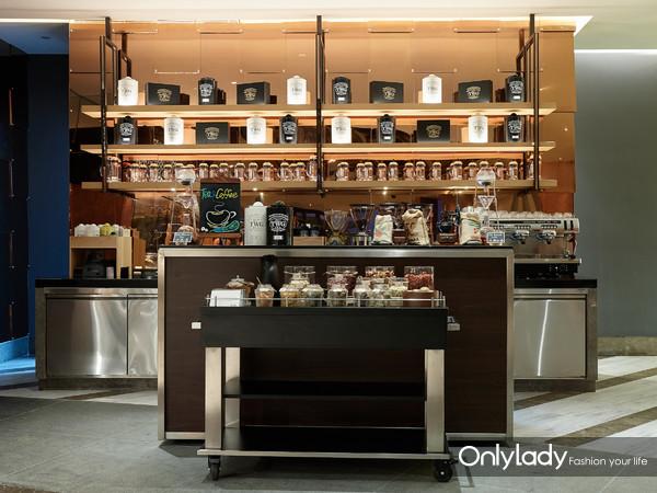 Silk Road 丝路餐厅 Coffee & Tea Station(1)