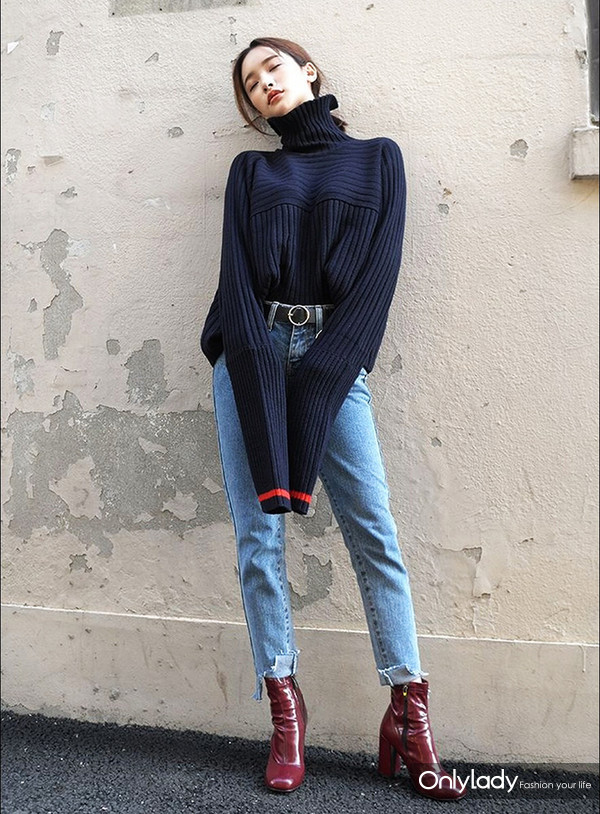 96-Ideas-About-Womens-Turtleneck-Sweaters-93