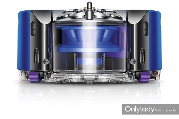 戴森 360 Heurist智能吸尘机器人产品图