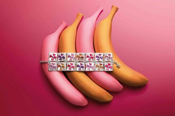 宝格丽Wild Pop高级珠宝系列手镯