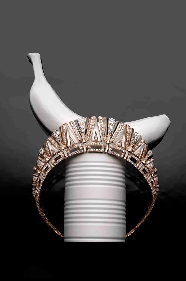 宝格丽Wild Pop高级珠宝系列Homage to New York City纽约之魅项链