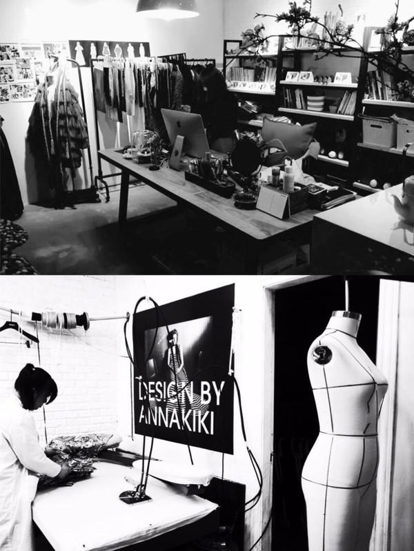 3、ANNAKIKI设计工作室